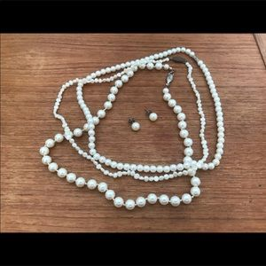 Beautiful Freshwater Pearl Necklace Only For Sale